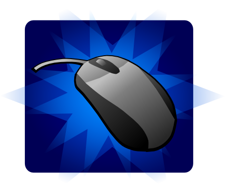 Mega mouse icon